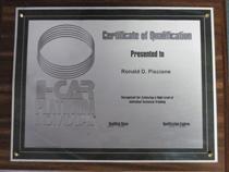 i-car certificate