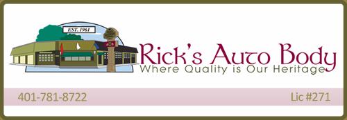 Rick's Auto Body
